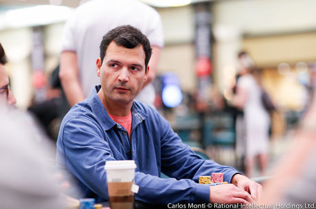 Pedro Cabeça 203º no Evento #37: $1,000 No-Limit Hold'em; Chris Johnson Lidera Dia Final