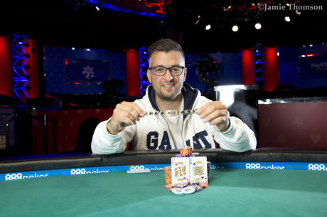 Rifat Palevic Wins WSOP $1,000 Super Turbo Bounty Event in 14 Hours