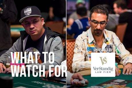 WSOP Day 22: Tran Leads $10K Limit Hold'em, Jaka Seeks First Bracelet