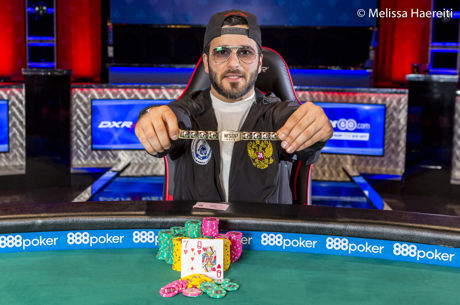 2017 World Series of Poker: Nadar Kakhmazov gewinnt Event 36