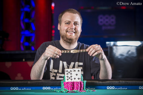 2017 World Series of Poker: Joe McKeehen siegt bei Event 38