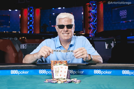 2017 World Series of Poker: Thomas Reynolds holt Event 37
