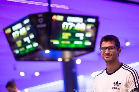 Hugo Benítez mantiene su gran 2017 liderando el Día 1a del PokerStars Festival Marbella