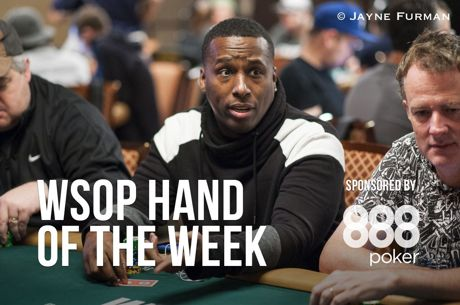 Hand of the Week: Royal Flush Spurs Verbal Spat Between Hawkins and Reilly