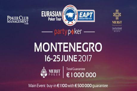 Τρεις εκπρόσωποι της Goalbet στο Eurasian Poker Tour