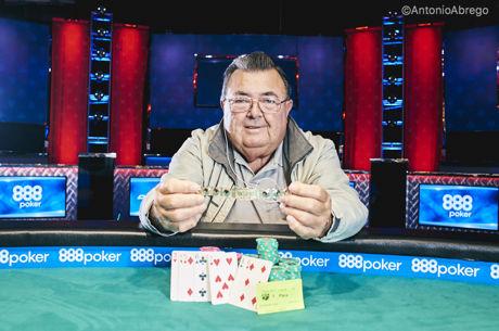 Ernest Bohn wint Event #40: $1.500 Seven Card Stud Hi-Lo 8 or Better ($173.228)