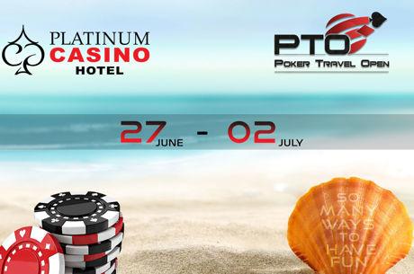 Три начина да се класираш за Poker Travel Open в Платинум...