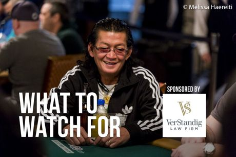 WSOP Day 24: Nguyen, Negreanu, Hellmuth Return for $3,000 H.O.R.S.E.