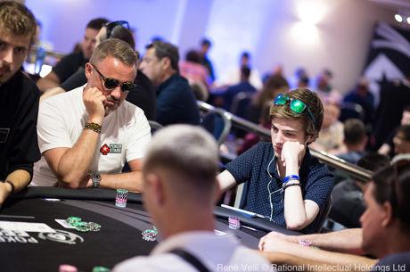 Oriol Fernández toma en mando en el High Roller del PokerStars Festival Marbella