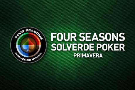 José Carlos Pedro Lidera Rumo ao Dia 2 50/50 Poker Week; Late Reg. Aberta