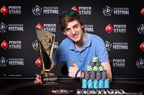 Oriol Fernández se hace mayor ganando el High Roller del PokerStars Festival Marbella por...