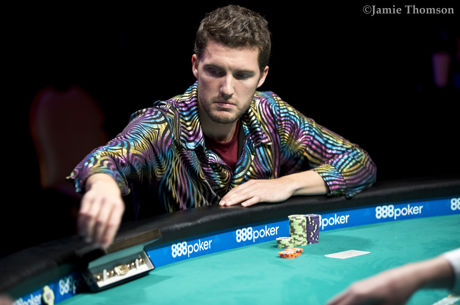 Thomas Boivin tweede in de $1.500 No-Limit Hold'em Shootout, Ben Maya zegeviert