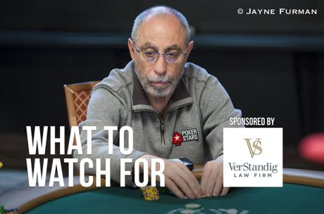 WSOP Day 26: Barry Greenstein Hunts Bracelet No. 4 in Pot-Limit Omaha