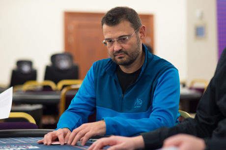 Rumen Nanev e Jorge Lopez no Dia 2 do Evento #47: $1,500 No-Limit Hold'em MONSTER STACK