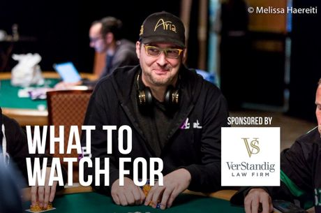 WSOP Day 27: Hellmuth Eyes 15th Bracelet in $10K Seven Card Stud Hi-Lo