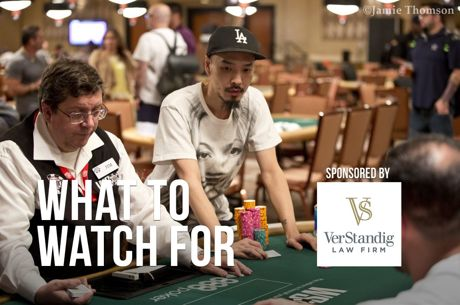 WSOP Day 28: Chino Rheem Seeks First Bracelet in $3,000 PLO 6-Handed