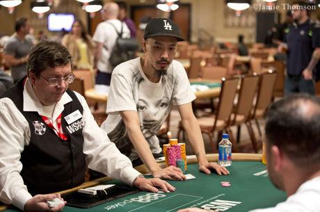 WSOP Día 28: Chino Rheem persigue su primer brazalete en el evento 3.000$ PLO 6-Handed