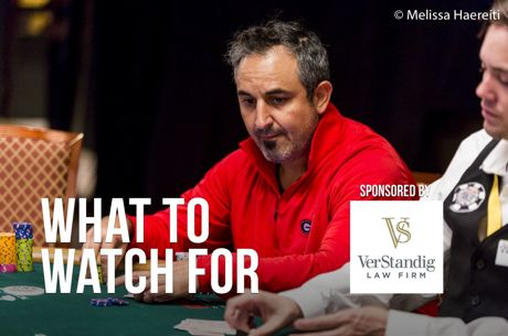 WSOP Day 29: Arieh, Ferguson Battle for Bracelet in $10K PLO Hi-Lo