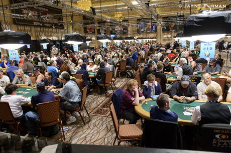 Three Common Early Level No-Limit Hold'em Tournament Mistakes