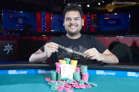 Bryce Yockey Wins WSOP $10,000 Pot-Limit Omaha Hi-Lo Championship