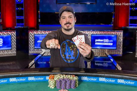2017 World Series of Poker: Chris Bolek holt Event 50