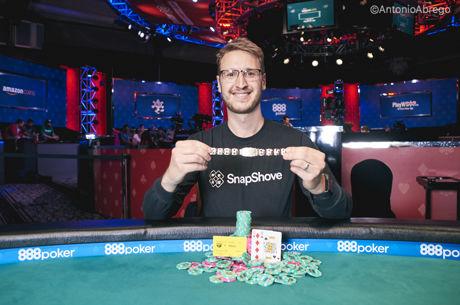 2017 World Series of Poker: Max Silver gewinnt Event 53