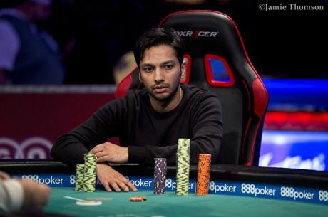 2017 World Series of Poker: Mohsin Charania siegt bei Event 52