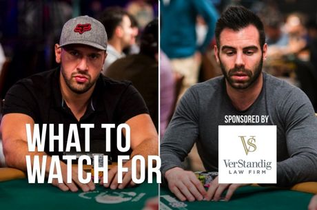 WSOP Day 31: Mizrachi, Busquet Among Big Stacks in $5K NLHE