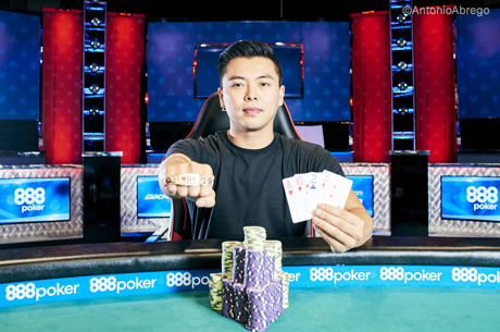 Tommy Le Wins First WSOP Bracelet in $10,000 Pot-Limit Omaha