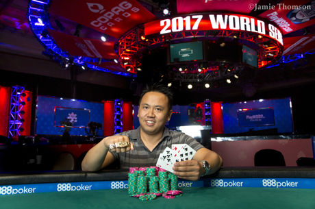 Smith Sirisakorn Vence Evento #57: $2,500 Omaha Hi-Lo 8 or Better/Seven Card Stud Hi-Lo 8 or...