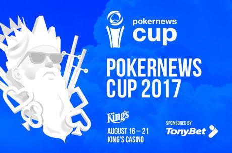 """Šįvakar - antrasis satelitas į """"PokerNews Cup"""""""