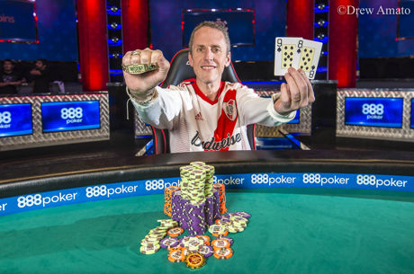 Andres Korn Becomes Second Argentinian to Win WSOP Gold