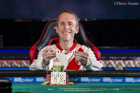 2017 World Series of Poker: Andres Korn siegt bei Event 56