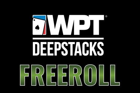 Muita Participação nos Dia 1A dos Freerolls WPT DeepStacks; Hoje Joga-se o Dia 1B