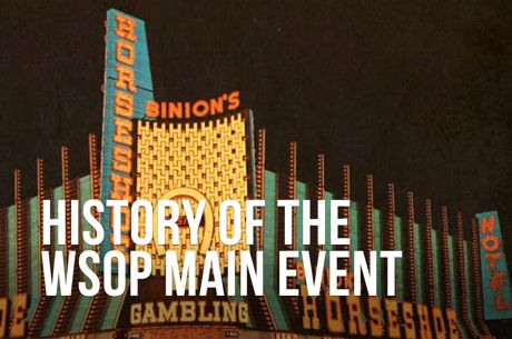 History of the World Series of Poker Main Event: 1980-1989