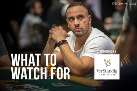 WSOP Day 35: Michael Mizrachi Among $50K PPC Leaders, Seeks 3rd Title