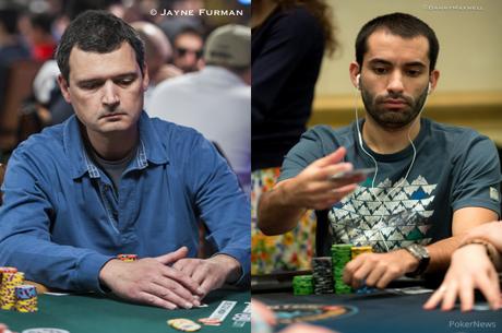 Pedro Cabeça 78º e João Vieira 104º no Evento #63: $1,000 No-Limit Hold'em