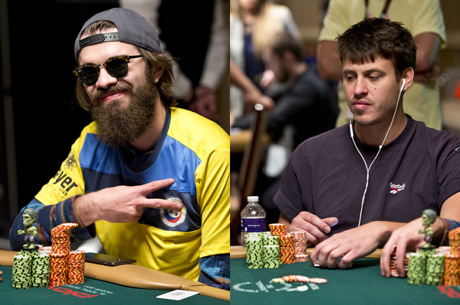 Alexandru Papazian e Kilian Kramer Disputam Heads-Up no Crazy Eights