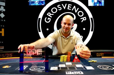 George Alexander Conquers 2017 GUKPT London