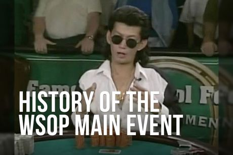 History of the World Series of Poker Main Event: 1990-1999
