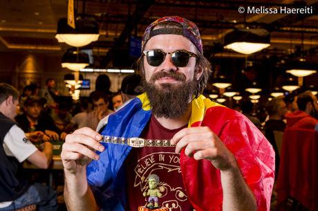 Александру Папазян - победитель WSOP-2017 $888 Crazy Eights
