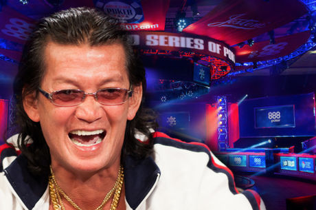 Scotty Nguyen's Winning Smile Shines Bright at the WSOP