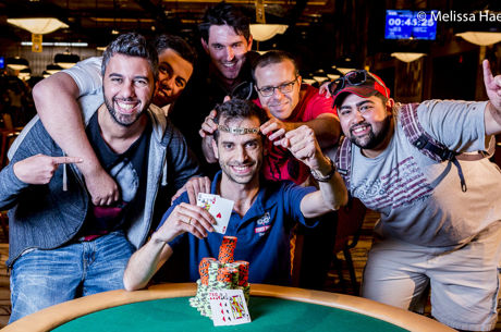 2017 World Series of Poker: Shai Zurr siegt bei Event 65