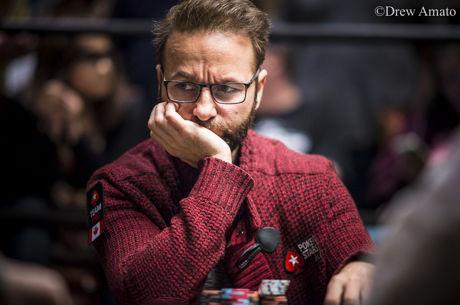 Daniel Negreanu leidt laatste zes in $50.000 Poker Players Championship!