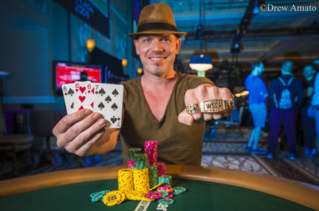 Sebastian Langrock Claims $1,500 NLHE/PLO Mix Title at WSOP