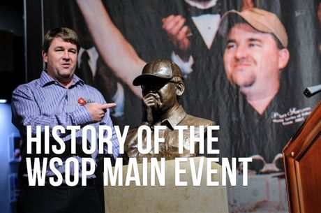 History of the World Series of Poker Main Event: 2000-2009