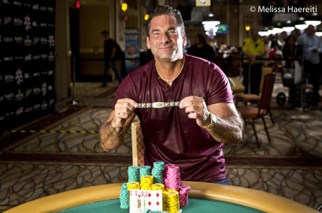 James Calderaro Wins WSOP $25,000 Pot-Limit Omaha High Roller