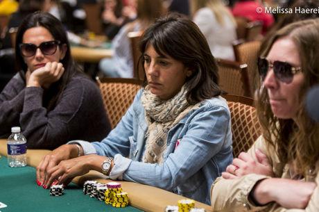WSOP Ladies : Estelle Denis fait l'argent, trois tricolores au Jour 2
