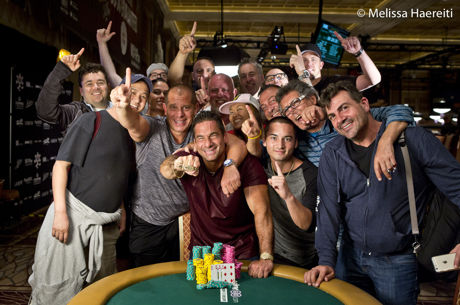 James Calderaro Vence Evento #67: $25,000 Pot-Limit Omaha 8-Handed High Roller