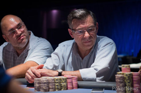 Espanhol Felipe Madeira Lidera Dia 2 do Main Event do ECT Poker Tour